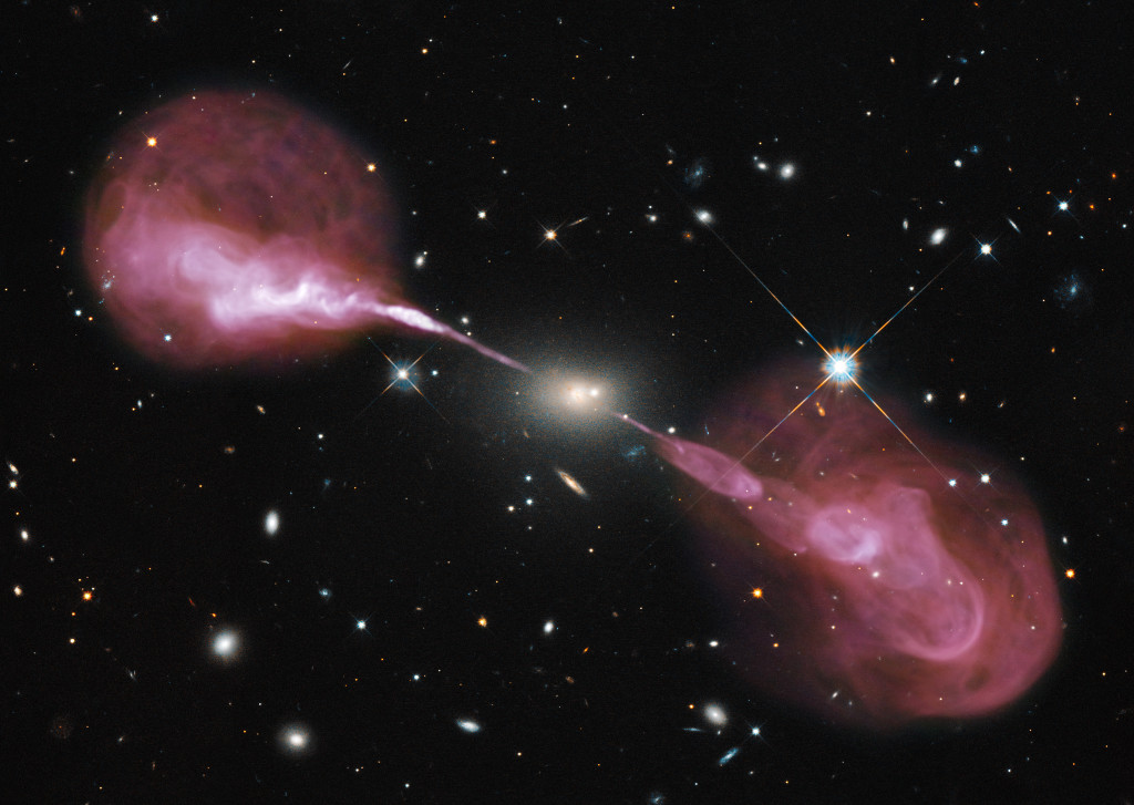 A_Multi-Wavelength_View_of_Radio_Galaxy_Hercules_A